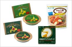 5.よつ葉乳製品詰め合わせ